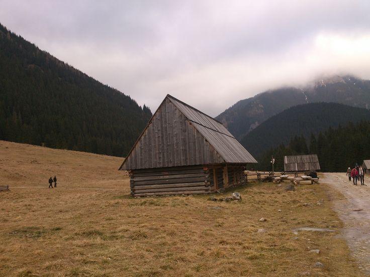 #shelter #Tatra #Tatry #DolinaStazyska