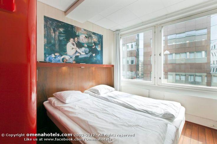 More info: http://www.omenahotels.com/our-hotels/finland/helsinki-loennrotinkatu/