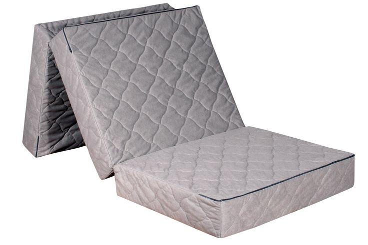Matratze-Marquardt | Gigapur Luxus Beinhart Klappmatratze für Erwachsene bis 140 (!) Kilo | Ihr Shop für günstige Matratzen, Betten ...