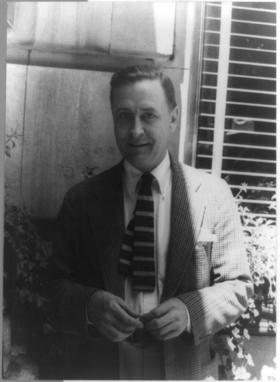 F Scott Fitzgerald Pulitzer 89 best Great writers ...