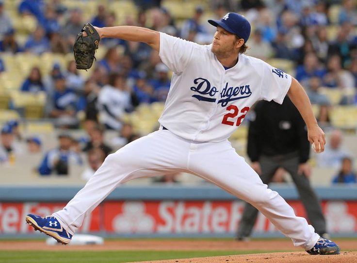 NUEVA YORK -- El as de los Los Dodgers de Los Ángeles, Clayton Kershaw, lanzó…
