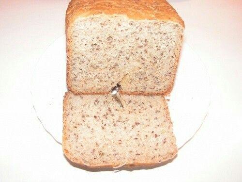Chleb tmavy se seminky nema chybu