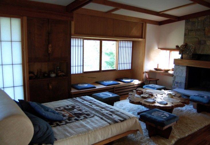 Nakashima Woodworker in Pennsylvania   Gardenista