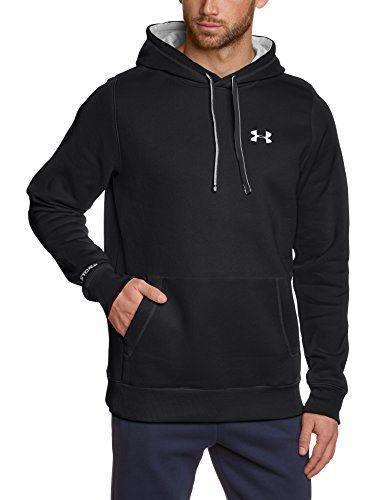 Under Armour Storm Rival Sweat-shirt à capuche Homme: UA Storm vêtements avec de l'eau DWR couche modes de long et, sans se soucier de…