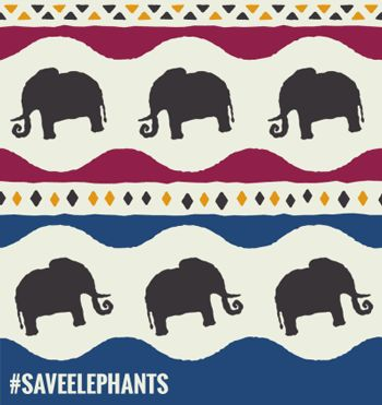 Elephants travel up to 30 miles a day in search of food, help The Nature Conservancy secure a habitat to keep them out of dangerous situations. #SaveElephants