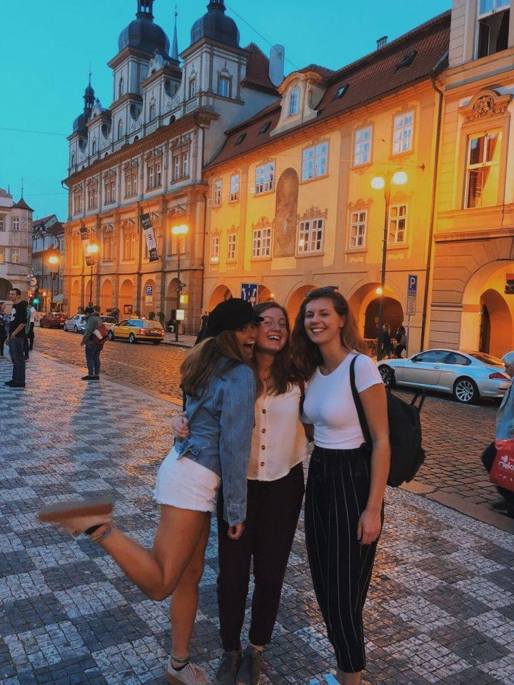 Malostranska Namesti Prague Czech Republic Europe Travel Friends