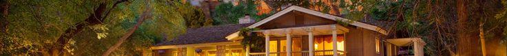 Sedona Bed and Breakfast, Creekside Inn - View of the property on Oak Creek