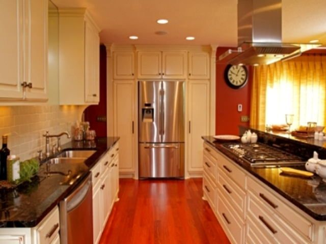Kitchen Design Ideas For Galley Kitchens Magnificent Decorating Inspiration