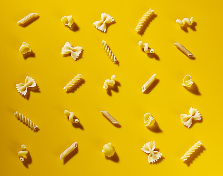 varietà di pasta