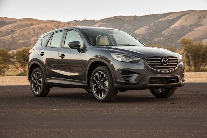 Used 2016 Mazda Cx 5 Review Ratings Edmunds Compact Suv Best Suv Best Compact Suv