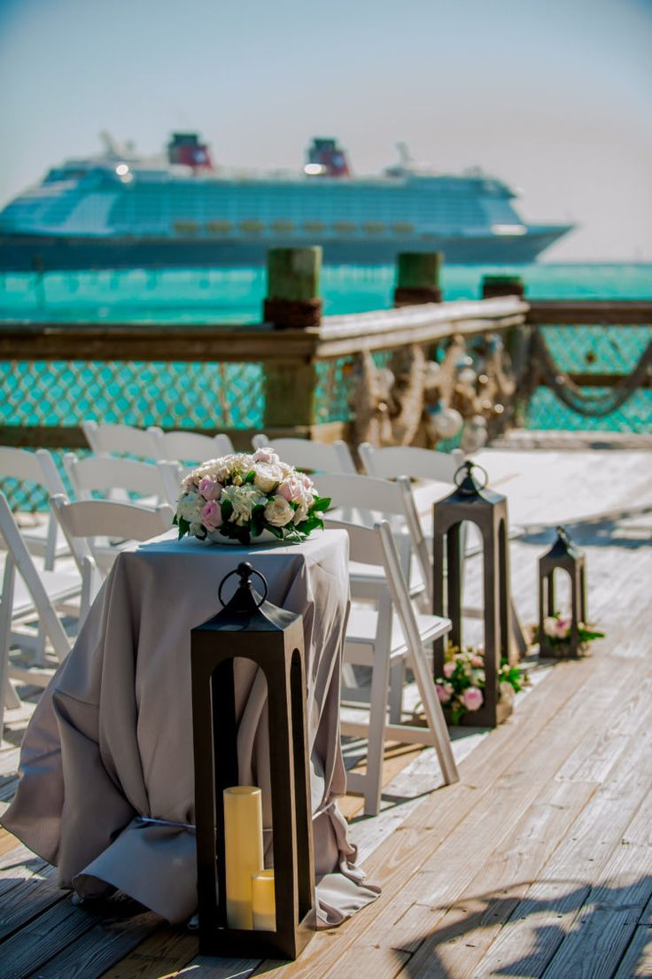 Sail Away With This Disney's Fairy Tale Wedding at Castaway Cay