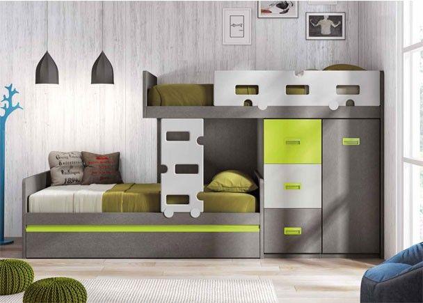 Mejores 182 im genes de mobiliario juvenil tonos verdes en - Mobiliario juvenil moderno ...