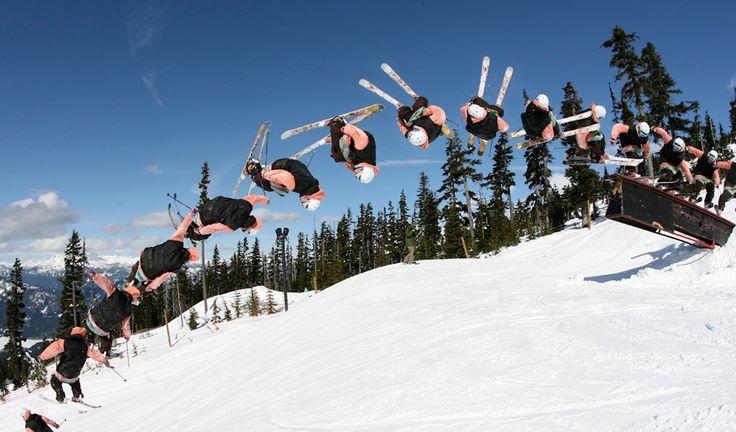Freestyle Skiing | 2014 Winter Olympics | Pinterest