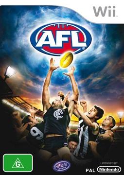 AFL Wii rugby game #Nintendo #Wii Tru Blu