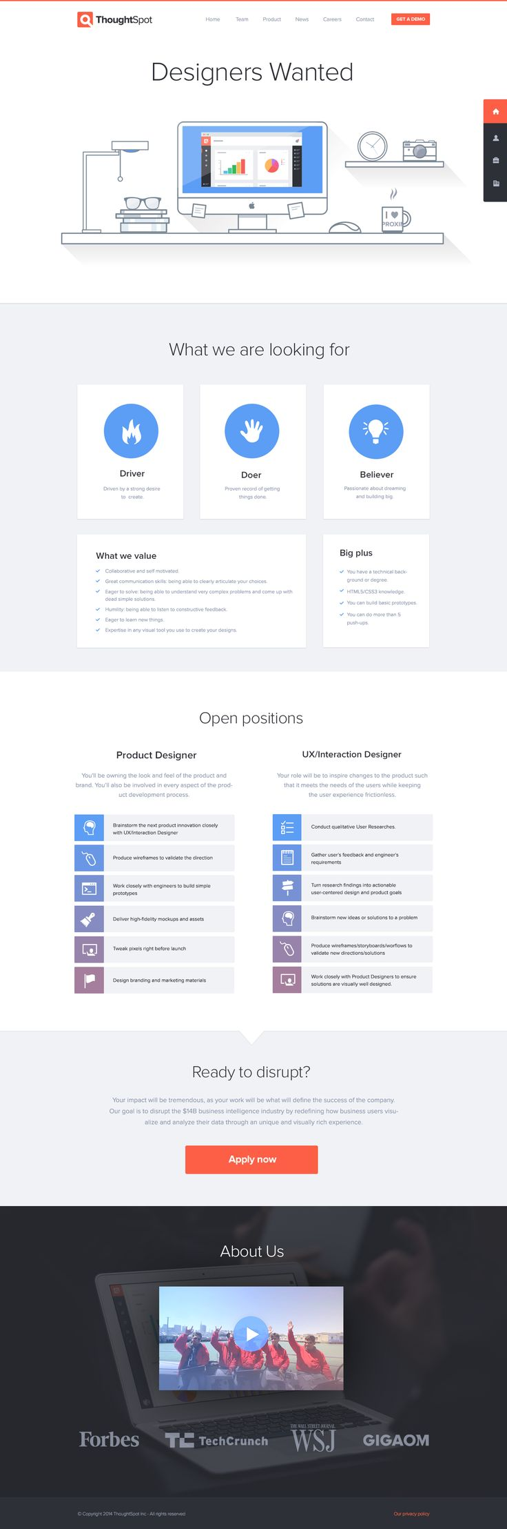 Designers Wanted by Jonathan Moreira