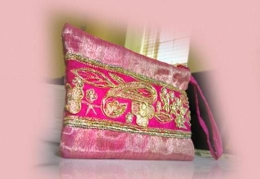 Hand Made Clutches