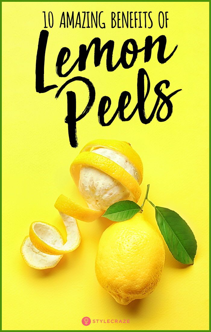 Lemon Peel Benefits And Uses For Skin Hair And Home With