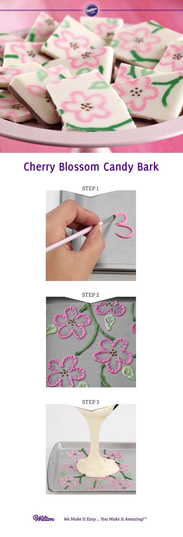 Me encantó esta IDEA.. Oh, SI!!!! Super! Para algún cumple... y me imagino que no es el único diseño, (florecitas) depende del tema...!