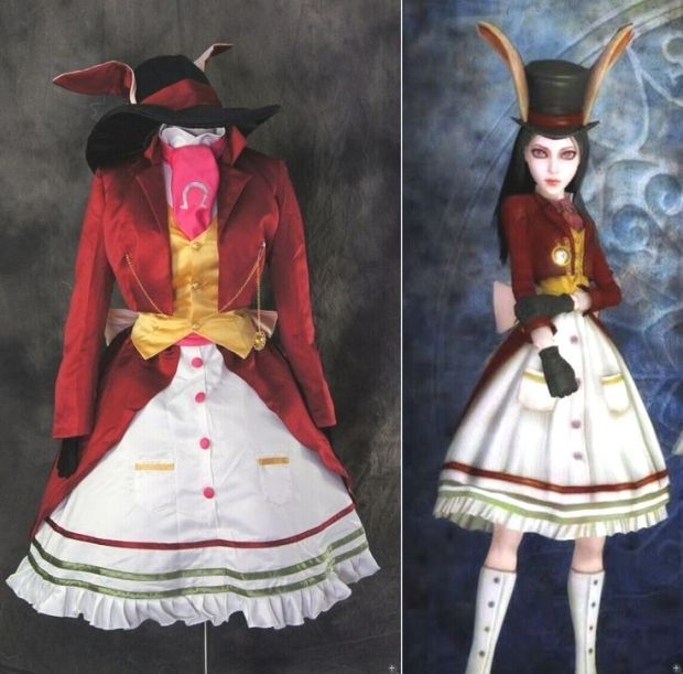 H 172 Alice Madness H 172 Alice Madness Returns Late Rabbit
