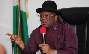 'Dance by the rules of engagement; dance in the bush, not in the street', Ebonyi state governor, David Umahi says in support of the Nigerian Army operation