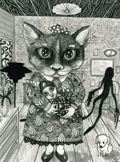 Julie Nord, House Cat