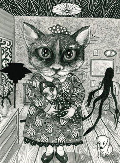 Julie Nord, House Cat