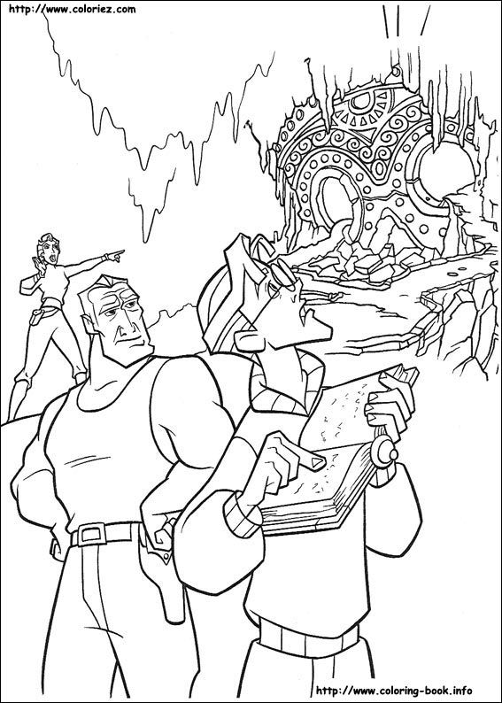 148 Best Atlantis Colouring Pages Images On Pinterest