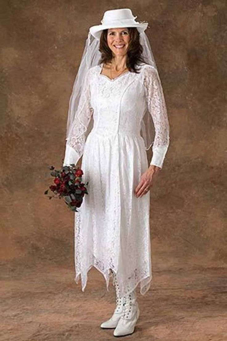 Vintage Western Wedding Dresses – fashion dresses