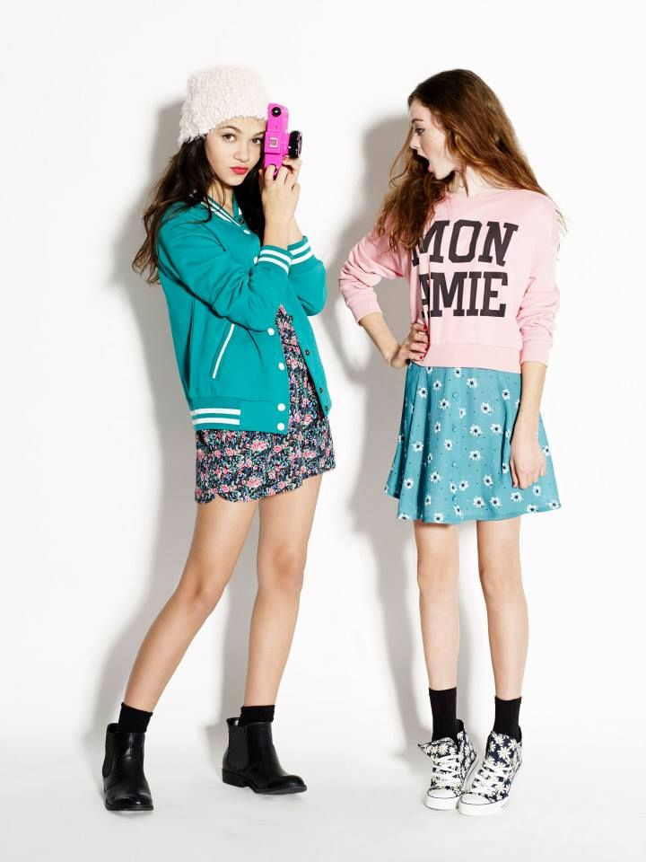 teen fashion 2015 | New collection look book Generation 915 6 Teenage Girls Collection ...