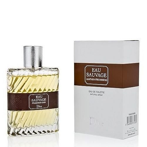 Eau Sauvage Leather Freshness by Christian Dior For Man