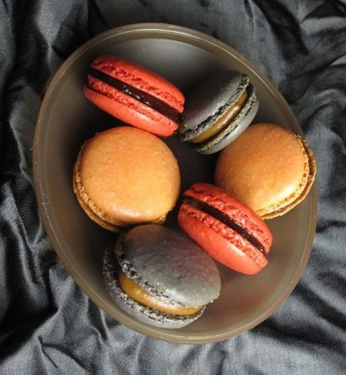 1000+ images about Macarons on Pinterest | Chocolate orange, Macaroons ...