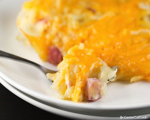 Hash Brown Casserole {Without Cream Soup}- It already has the homemade version of the cream soup in the recipe.