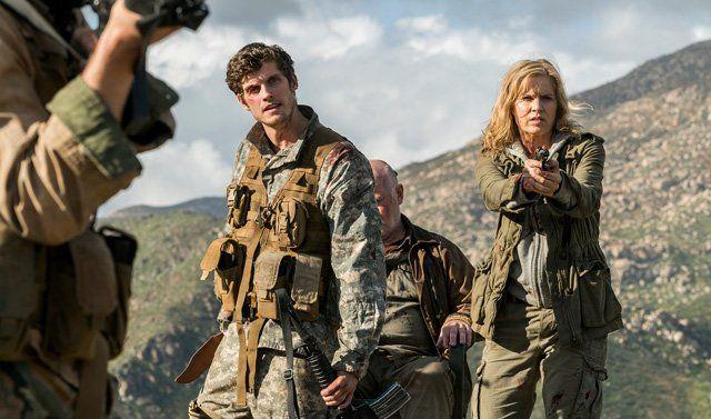 Fear the Walking Dead Mid-Season Premiere Date Announced