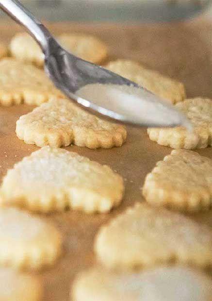 Shortbread - River Cottage Baking recipes: biscuits