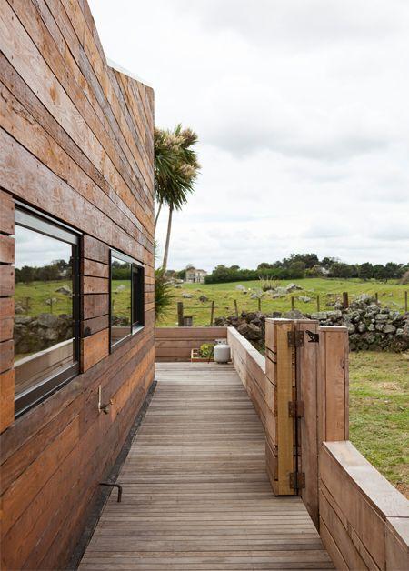 Exterior / Deck || Davy House || Creative Arch Ltd