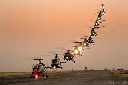 Swartkops Air Force Base, South Africa