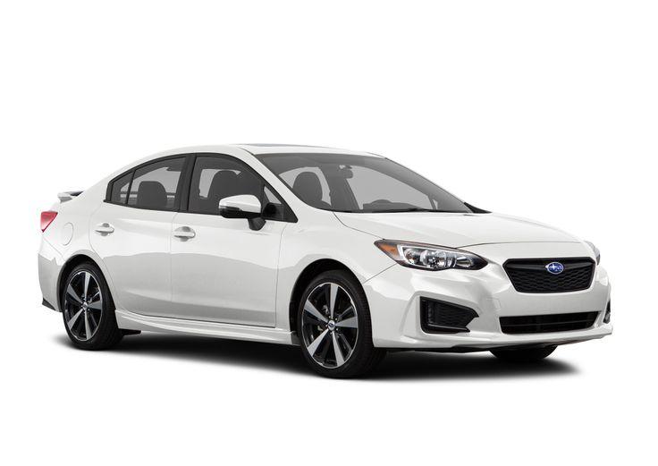 Subaru Impreza Sedan 2.0i Sport 2016