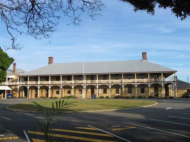 Victoria Barracks, bounded by Petrie Terrace, Secombe Street and Countess Street, is the oldest military establishment in Queensland. Occupants have included the British Army, the Queensland Defence Force, the Queensland Police and the Australian Army #boh2014 #unlockbrisbane #brisbane #discoverbrisbane