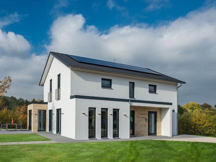 50 best fertighaus images on pinterest einfamilienhaus haus design und hausbau. Black Bedroom Furniture Sets. Home Design Ideas
