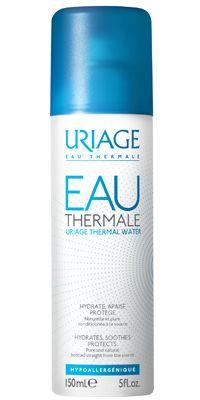Eau Thermale d'Uriage Spray hydratant, apaisant et protecteur - Les soins - Uriage