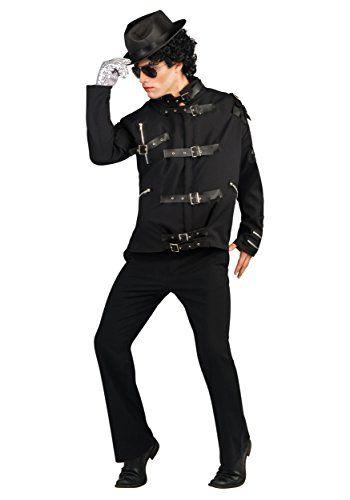 マイケル・ジャクソン ハロウィン コスチューム コスプレ 大人用 Adult Michael Jackson Deluxe Bad Jacket [並行輸入品] ノーブランド品 http://www.amazon.co.jp/dp/B010MAVLSW/ref=cm_sw_r_pi_dp_sC42wb0XXWH09