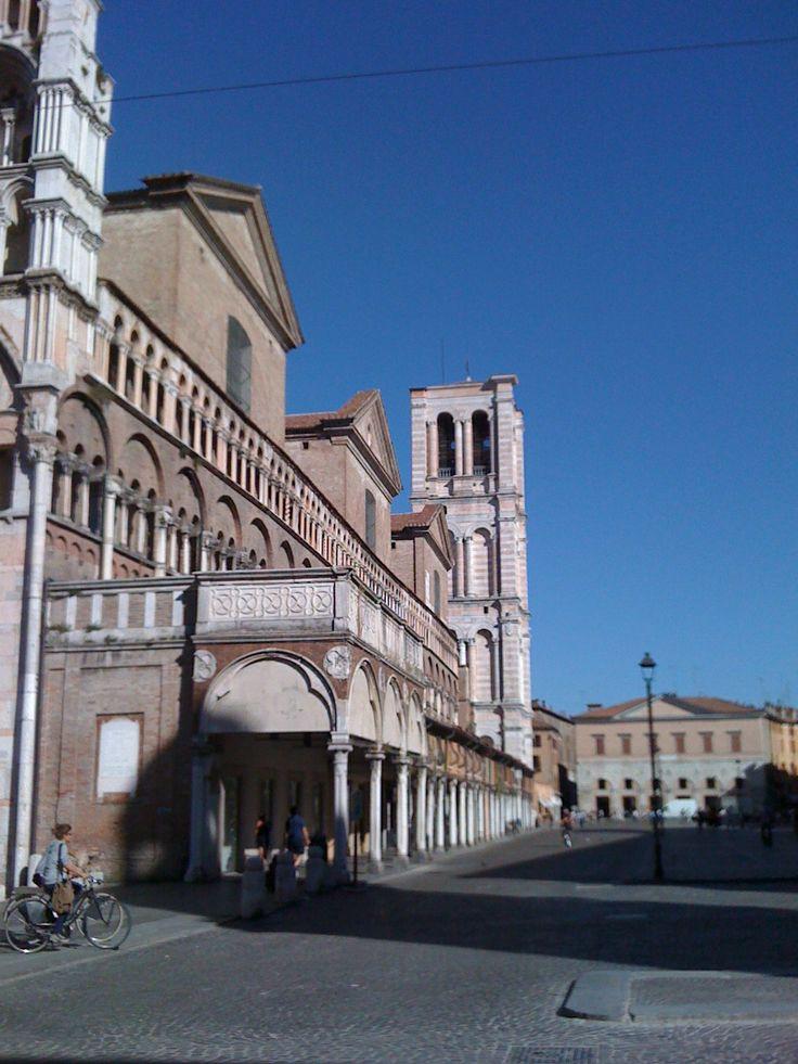 Il lato del Duomo
