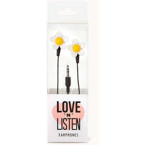 FOREVER 21+ PLUS SIZES Darling Daisy Headphones