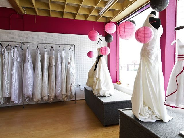 Best 25 bridal consignment ideas on pinterest bohemian for Resale wedding dresses chicago