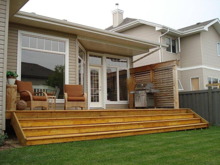 17 best images about family room on pinterest small decks heat pump and wood decks - Deck designs for small spaces style ...