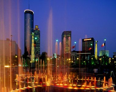 ★ Atlanta is a nice city in theory. In reality, it's a hellhole. I've sent a total of over 3 months of my life there.