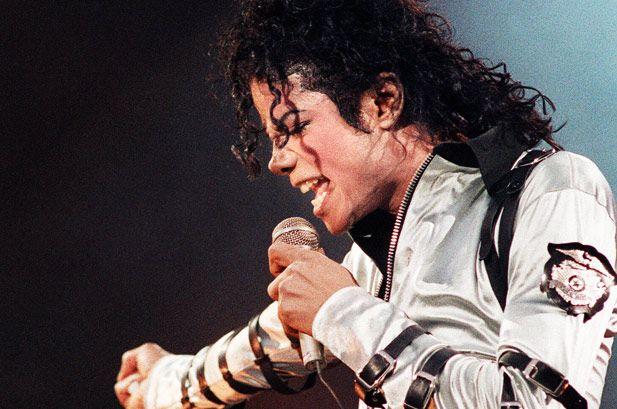 Canciones de Michael Jackson