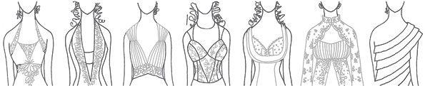 Свадебное платье для спортивной фигуры | Мода | Wedding-magazine.ru - все о свадьбе для невест!