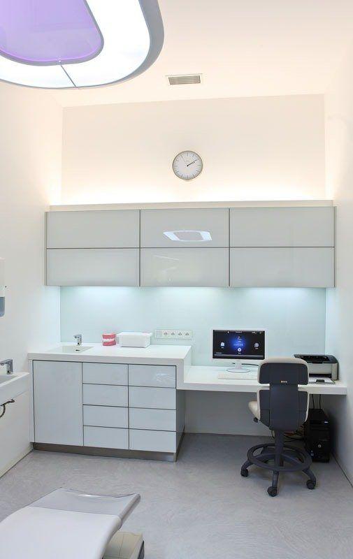 Esthé Dent Dental Clinic dental lab interiors Prague / Czech Rep