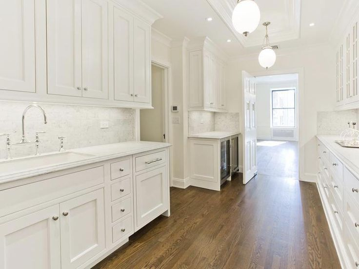 Dream Galley Kitchens | Galley kitchens can be deceiving. What appears as a long narrow space ...